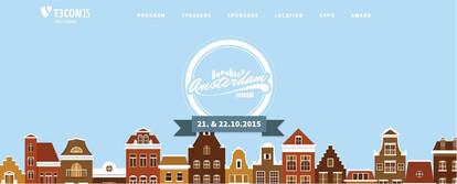 Homepage T3CON15 Amsterdam | 21. & 22.10.2015