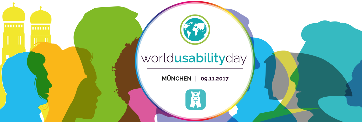 World Usability Day am 9. November 2017 in München